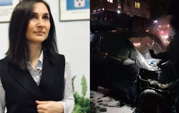 В Конотопе новоизбранному депутату сожгли авто